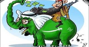 السعودية تدعم الجماعات الارهابية في لبنان