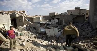 العدوان السعودي على اليمن أعتبر جريمة حرب ويعاقب عليها القانون الدولي