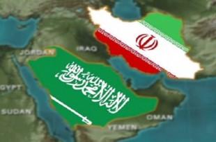 """العداء السعودي إلى إيران بدء بعد التخلص من حليفها """" شاه """" الملك  رضا بهلوي عبر الثورة الإيرانية وتحولها إلى دولة جمهورية إسلامية"""