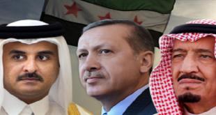 السعودية وقطر ساهمتا في دعم المقاتلين في سوريا وإرسالهم عبر تركيا. أرشيف