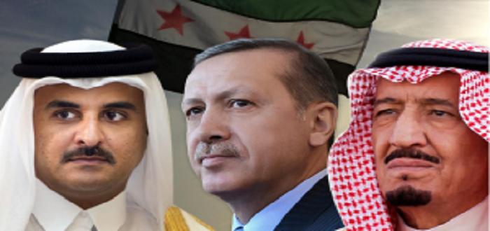 السعودية وقطر ساهمتا في دعم المقاتلين في سوريا وإرسالهم عبر تركيا