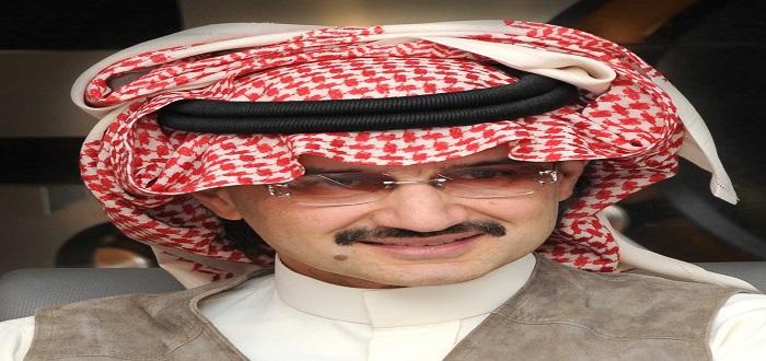 الأمير الملياردير الوليد بن طلال
