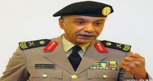 منصور التركي ، المتحدث الرسمي للداخية السعودية