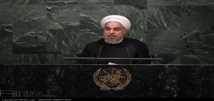 الرئيس الإيراني روحاني