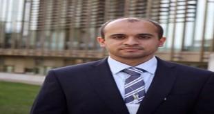علي الدبيسي رئيس المنظمة الأوروربية السعودية لحقوق الإنسان . أرشيف