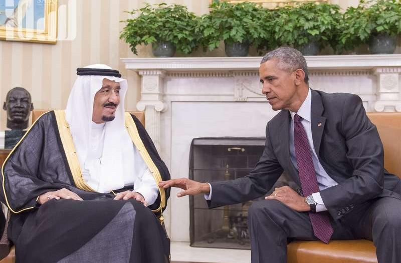 اجتماع قمة مع الرئيس الأمريكي باراك أوباما في البيت الأبيض . أرشيف