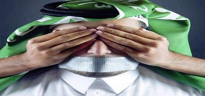 إنعدام الحريات في السعودية