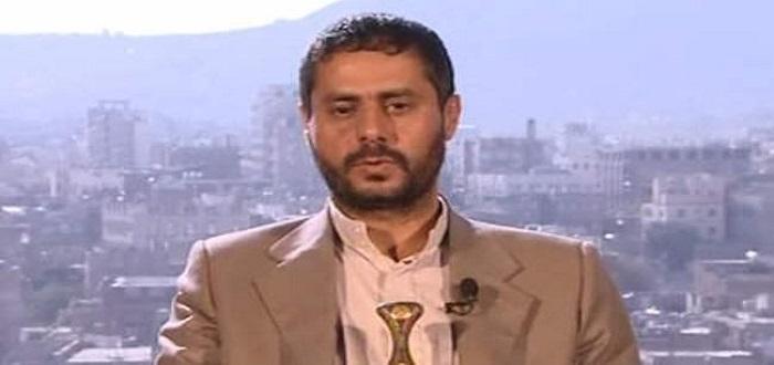 محمد البخيتي عضو المكتب السياسي لحركة أنصار الله في اليمن . أرشيفية