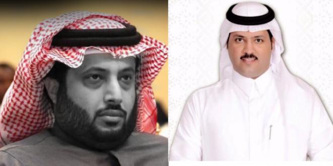 تركي آل الشيخ يستغل نفوذه لإعتقال إعلامي سعودي مرآة الجزيرة